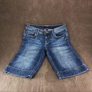 Tommy Hillfiger Jean Bermuda Shorts